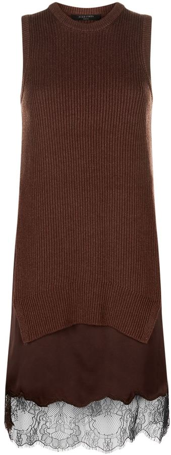 AllSaints Eloise Sleeveless Dress