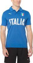 Puma FIGC Italia Fanwear Polo Shirt