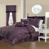S.O.H.O New York Lorenzo 8-pc. Damask Comforter Set