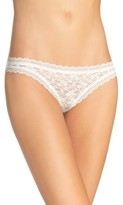 Free People Women's Intimately Fp Lace Tanga