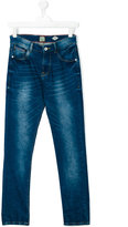 Vingino slim fit jeans - kids - Cotton/Polyester/Spandex/Elastane - 14 yrs