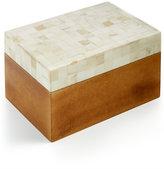 Global Goods Partners Bone Inlay Box