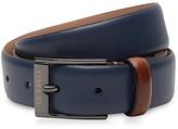 Ted Baker Color Block Leather Belt
