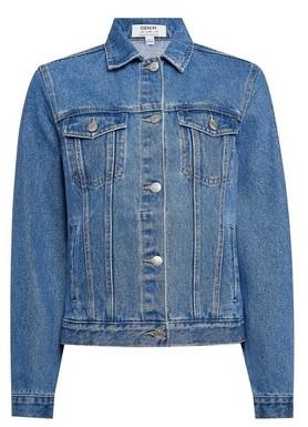 Dorothy Perkins Womens Indigo Organic Cotton Denim Jacket
