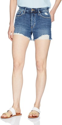 Joe's Jeans Women's Smith HIGH Rise Cut Short