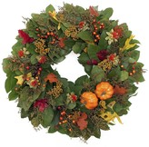 Williams-Sonoma Williams Sonoma Fall Pumpkin Wreath