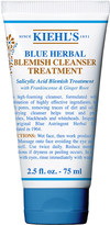 Kiehl's Kiehls Blue Herbal Blemish Cleanser Treatment 75ml