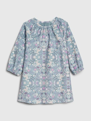 Gap Toddler Floral Cord Dress