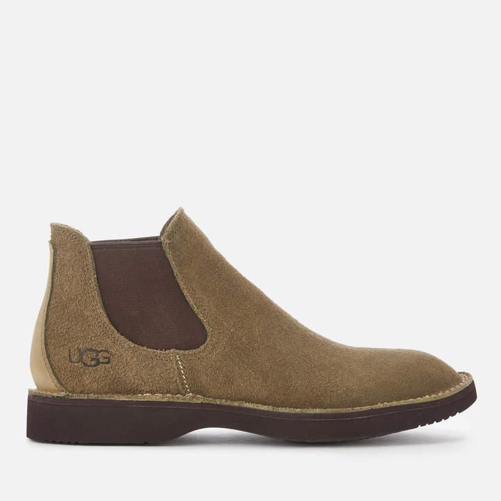 245bda2ee89 Men's Camino Suede Chelsea Boots - Taupe
