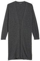 Vince Camuto Plus Size Women's Textured Long Cardigan