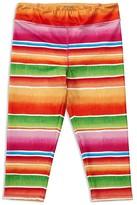 Ralph Lauren Girls' Striped Leggings - Sizes S-XL