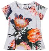 Molo Sugar Flowers Robbin T-Shirt