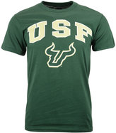 VF Licensed Sports Group Men's South Florida Bulls Mid-Size Graphic T-Shirt