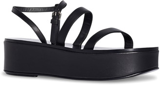 The Row Wedge Sandal