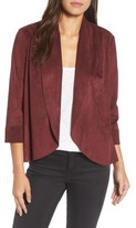 KUT from the Kloth Women's Faux Suede Jacket