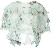Dondup 'Bahiyah' blouse - women - Silk/Polyamide/Spandex/Elastane - 40