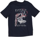 Buffalo Nalco Freedom Tee (Toddler/Kid) - Whale-Medium