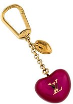 Louis Vuitton Pomme d'Amour Bag Charm