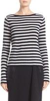 Max Mara Women's Savina Stripe Cashmere Sweater