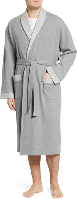 Majestic International Sutherland Nova Knit Cotton Blend Robe