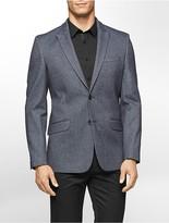 Calvin Klein Slim Fit Cotton Twill Jacket
