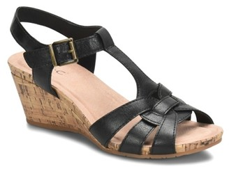 b.ø.c. Jaquet Wedge Sandal