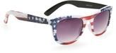 Aeropostale Flag Wayfarer Sunglasses
