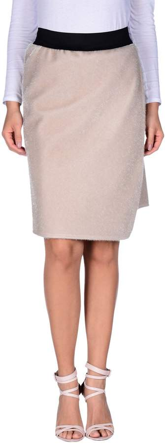 Jijil Knee length skirts - Item 35291163BP