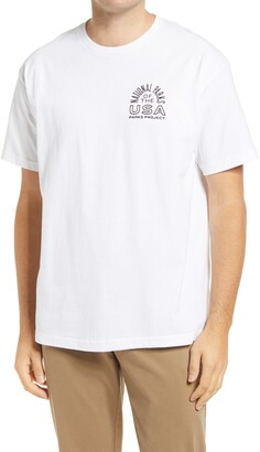 Parks Project National Parks of the USA Checklist Graphic Tee