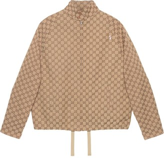 Gucci Bomber in GG fabric