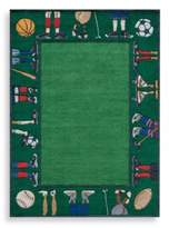 Momeni 'Lil Mo Whimsy 4-Foot x 6-Foot Area Rug in Grass