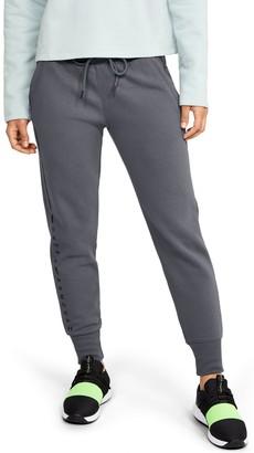 Under Armour Women's UA Microthread Fleece Graphic Pants