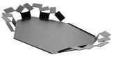 Alessi La Stanza Dello Scirocco Stainless Steel Tray