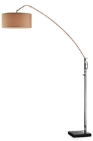 Avant Brushed Adjustable Floor Lamp