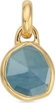 Thumbnail for your product : Monica Vinader Siren mini bezel pendant charm