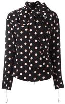 Marc Jacobs polka dot print shirt