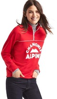 Gap Alpine half-zip pullover