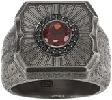 Stephen Webster Large Cigar Leaf Ring Ring