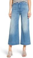 Mother Women's The Swooner Roller Crop Jeans