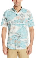 Reyn Spooner Men's Ali'I Tides Button-Front Shirt