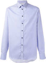 Alexander McQueen striped slim-fit shirt - men - Cotton - 16 1/2