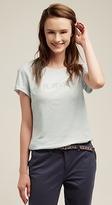 Esprit OUTLET edc marbled print t-shirt