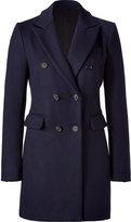 Navy Short Coat