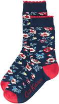 Cath Kidston Daisy Sprigs Day Socks