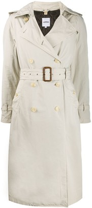 Aspesi Relaxed Fit Trench