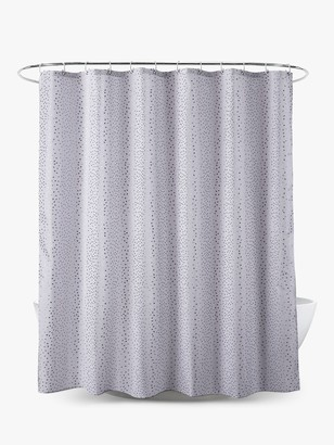 John Lewis & Partners Spots Shower Curtain