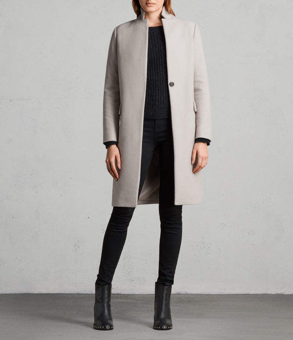 AllSaints Evelyn Coat