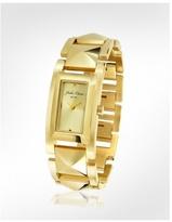 Piccadilly - Gold Studded Bracelet Watch