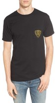 Obey Men's Bureau Of Propaganda Graphic Pocket T-Shirt