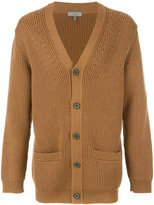 Lanvin ribbed cardigan